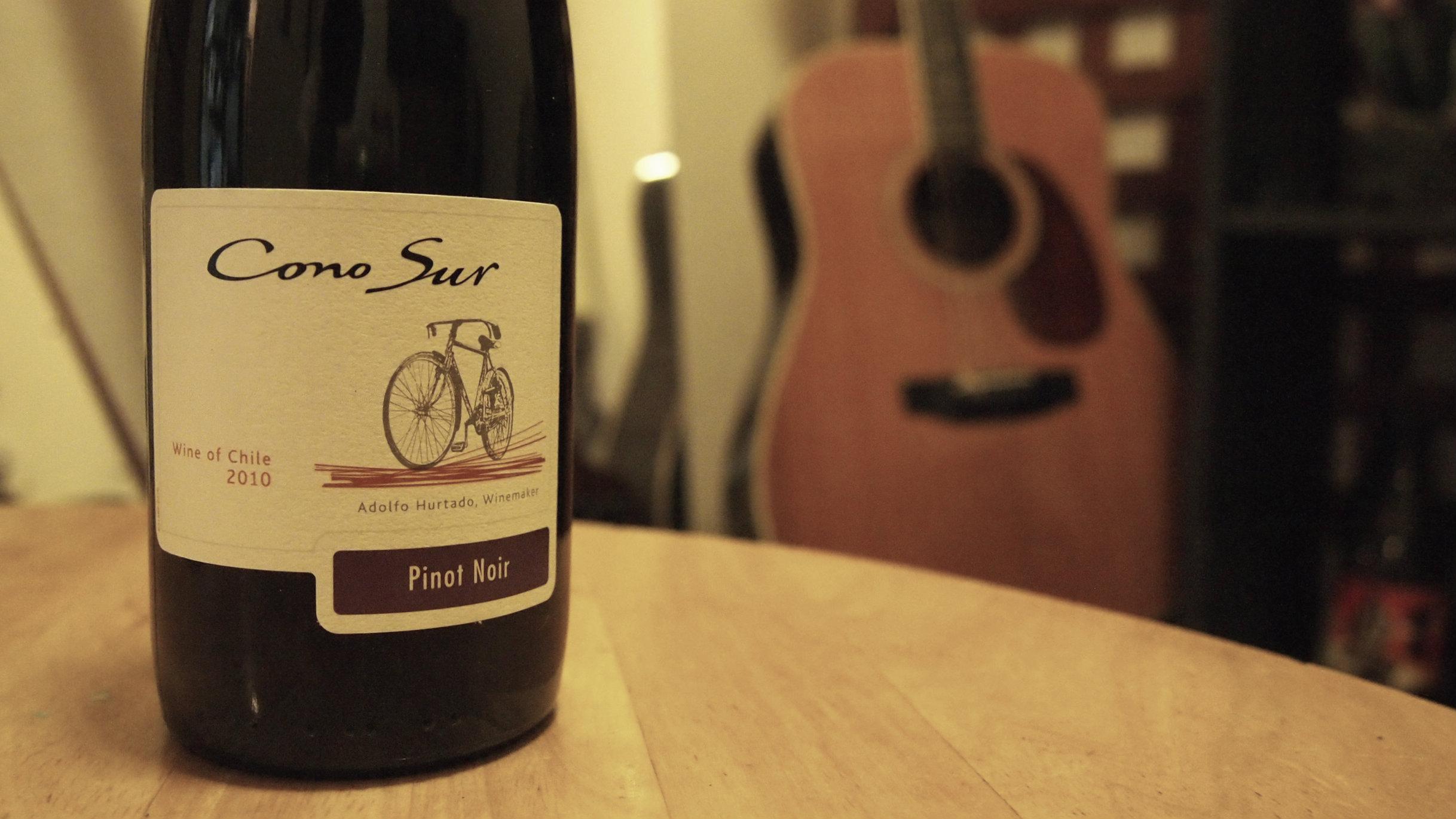 華やかで軽い旨安な赤ワイン『コノスル ピノ・ノワール ヴァラエタル』