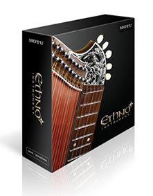 質感のよい民族楽器の総合音源「MOTU Ethno2」