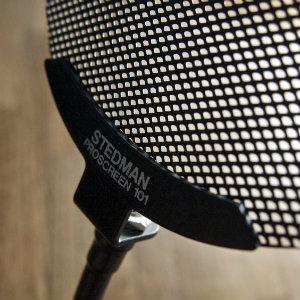 ポップガードは布製より金属製がいい。 STEDMAN『PROSCREEN 』で手軽に音質アップ