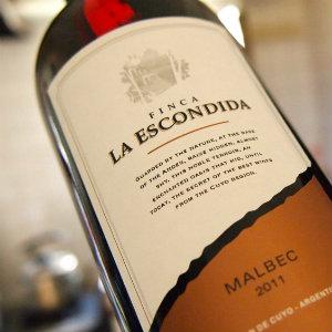 【ワイン】FINCA LA ESCONDIDA MALBEC 2011(フィンカ・ラ・エスコンディダ マルベック 2011)飲んだ