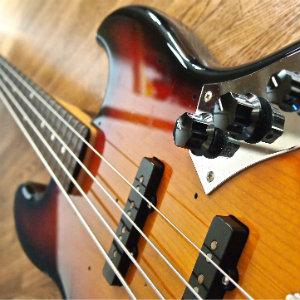 【ベース】フジゲンのJB (FUJIGEN NCJB-20R AL 3TS Bass) 使ってる