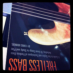 【教則本】洋書の良書 フレットレスベーシストのための「Fretless Bass – Hal Leonard Bass Method Stylistic Supplement」レビュー【再掲】