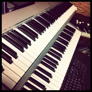 88鍵のマスターMIDIキーボードはこれ一択  M-AUDIO Keystation 88es