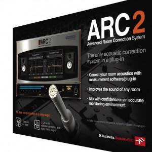 音場補正ソフトウェア IK Multimedia ARC System 2 を導入したけどやっぱりマストですこのプラグイン