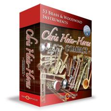 ドライで元気な、ポップ・ジャズ系ホーンセクション音源『Chris Hein Horns Pro Complete』レビュー