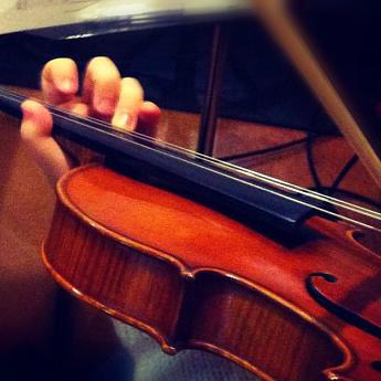 ヴァイオリンsam