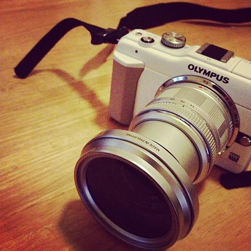 【カメラ】オリンパス PEN マクロコンバーター MCON-P01 レビュー【写真あり】