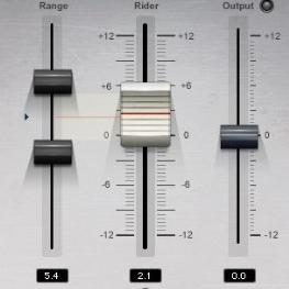 【プラグイン】ボーカルの音量変化を自然にしてくれるWaves Vocal Rider(ボーカルライダー)のレビューと使い方