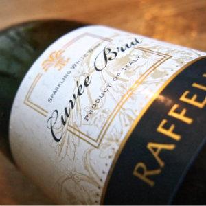 【スパークリングワイン】ラフェリ・キュヴェ・ブリュットのコスパがヤバい