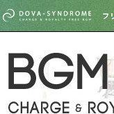 フリーBGM「DOVA-SYDNROME」に作曲家として登録させていただきました!