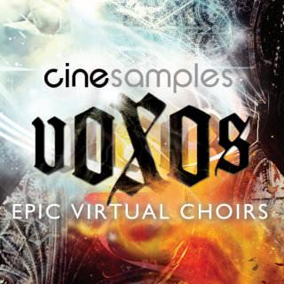 好きな言葉を歌わせる事ができるクワイア音源「VOXOS / EPIC VIRTUAL CHOIR」レビューと使い方とデモ