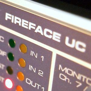 きめ細かい音のオーディオインターフェイス。RME FireFace UC レビュー