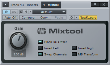 mixtool