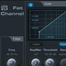Studio One2.6 新付属プラグイン「Fat Channel」がなかなかよさげなのでレビュー