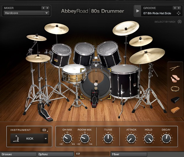 AbbyRoad80'sDrummer