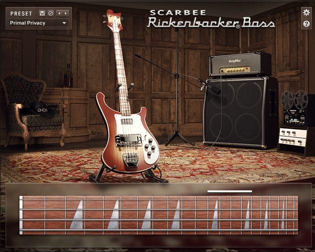 RickenbackerBass