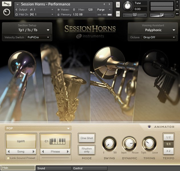 SESSIONHORNS