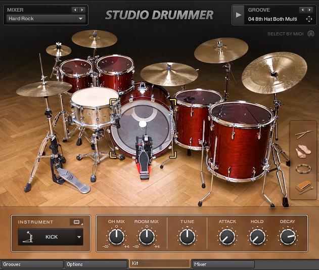 StudioDrummer