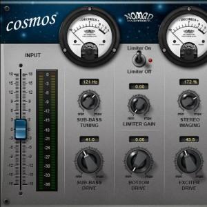 音を元気にするプラグイン、ハーモニック・エキサイターNomad Factory「COSMOS」レビュー