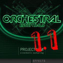 神アプデしたオーケストラ総合音源Orchestral Essentials 1.1 追加音色レビュー