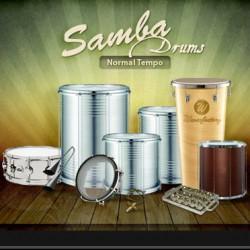 使えるブラジルパーカッション音源「Samba Drums」レビュー