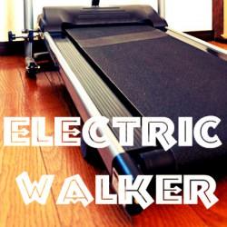 外に出たくないから家の中で歩ける「電動ウォーカー」を買ってみた