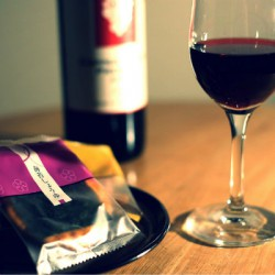 春らしく軽い赤ワイン。コッパー エステート プレミアム シラーズ