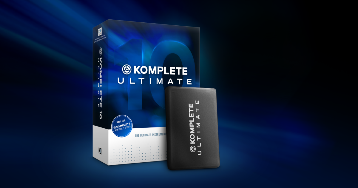 Komplete 10 Ultimate