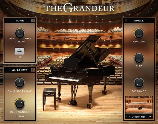 THE GRANDEUR