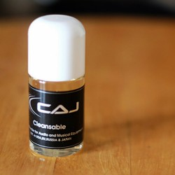 接点復活剤「CAJ CLEANSABLE」を使ってジャックのガリガリ音を改善する手順まとめ