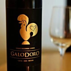 ポルトガルの少し甘口な赤ワイン「ガロドイロ ティント」