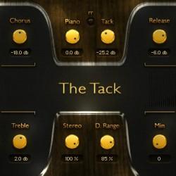 音作りの幅が広いタックピアノ、ホンキートンク音源『The Tack』のレビュー