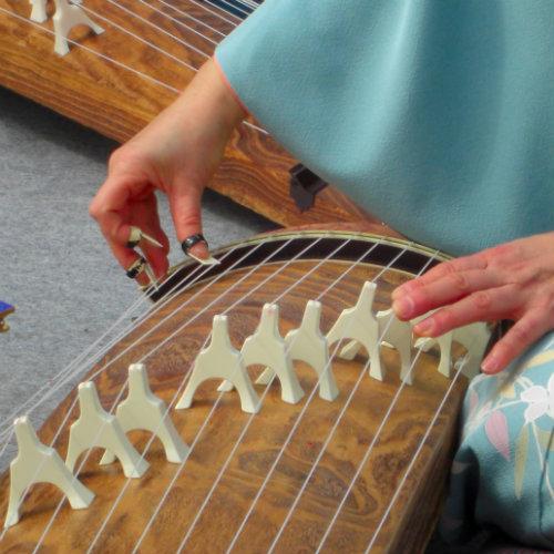 伝統的な演奏から現代的アプローチまで対応する箏(琴)、低音琴、三味線の和楽器ライブラリ 『Koto Nation』レビュー