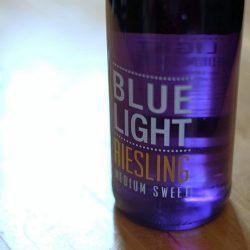 熊本地震から生き残ったドイツの甘口白ワイン『BLUE LIGHT RIESLING』を飲む