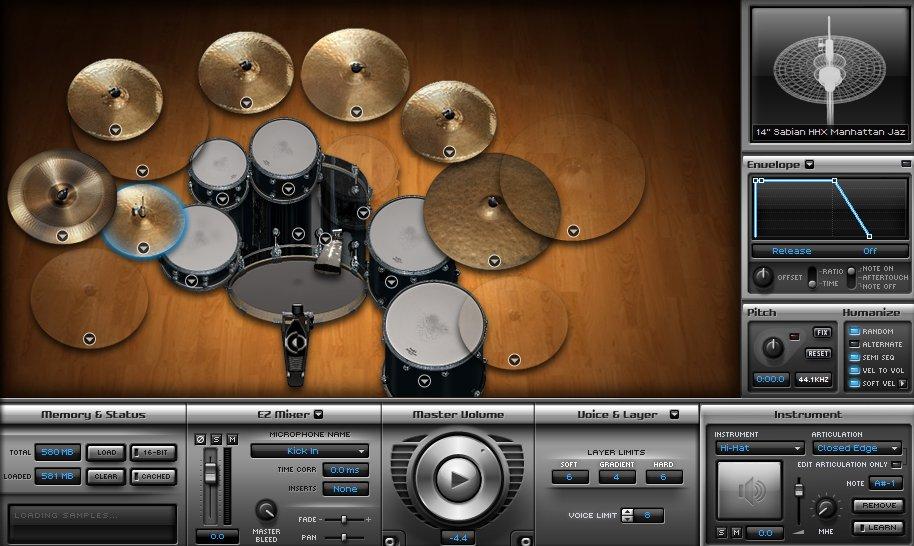 Superior Drummer 7