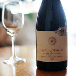 サラサラ飲める南フランス産の旨安赤ワイン『ラ・クロワザード カベルネ・シラー 』