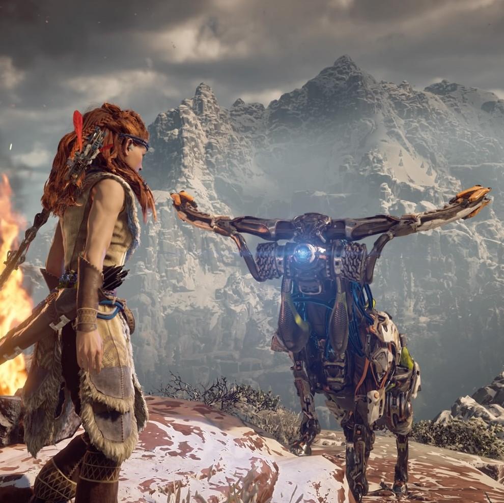 ポイントは超低音。機械獣を矢で狩るPS4のゲーム『HorizonZeroDawn』の音楽についての話。