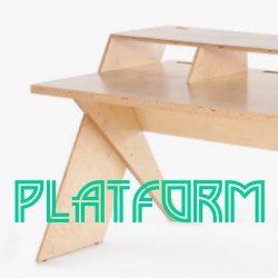 音源メーカー「Output」が作るミュージシャン用デスク『Platform』の魅力をただ語る。