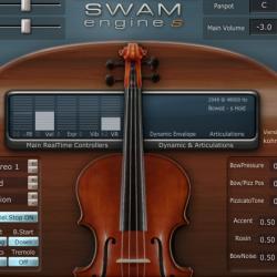 細かいフレージングが得意!物理モデリングのバイオリン音源『SWAM Violin』のレビュー