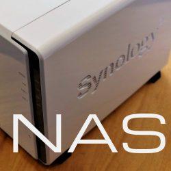 簡単、安全にデータのバックアップをとる!NASを導入してみた。