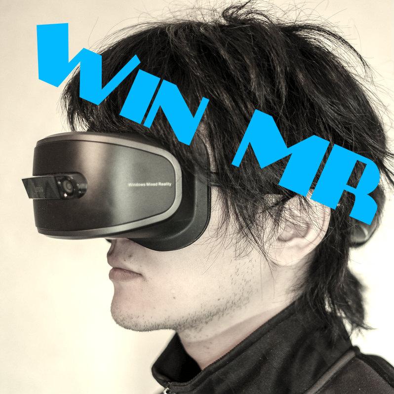 実質VR。Windows MRヘッドセット『Lenovo Explorer』レビュー