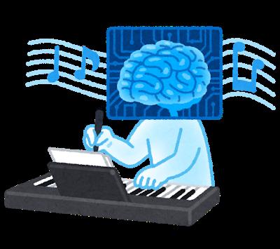 作曲家が自動作曲ソフトを使うのはあたりまえになる。