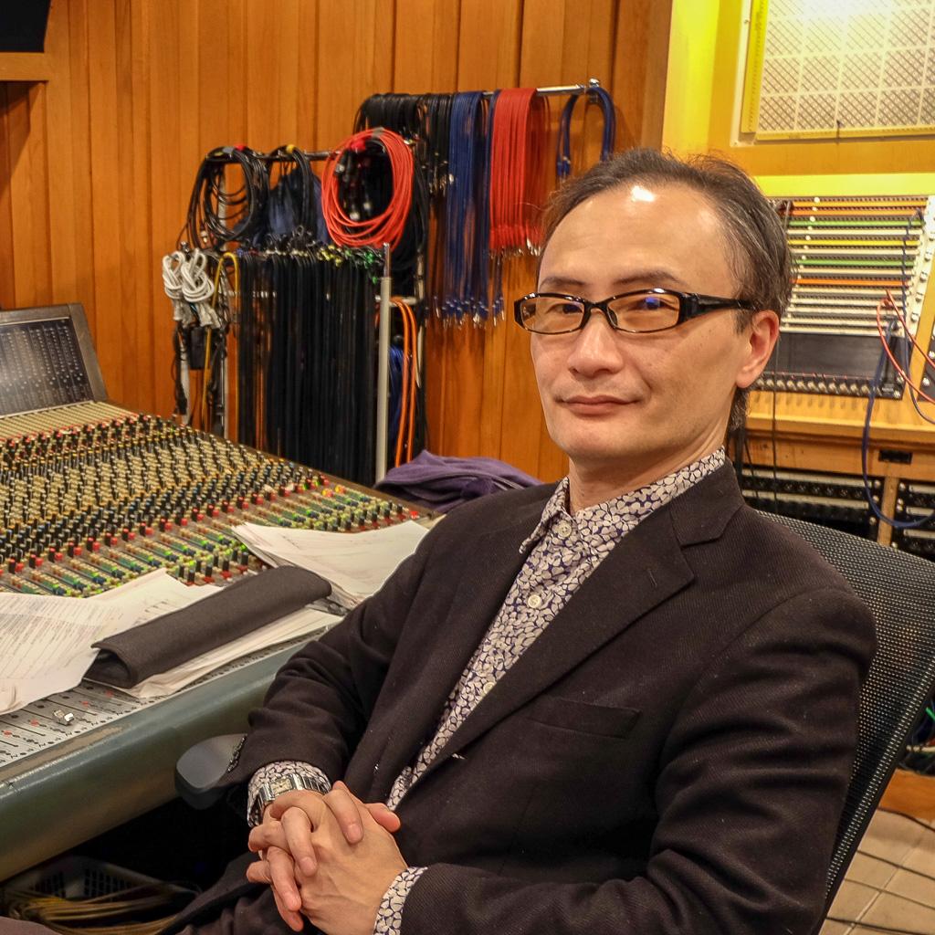 多田彰文さんに聞く、劇伴仕事のすすめかた【第二回】