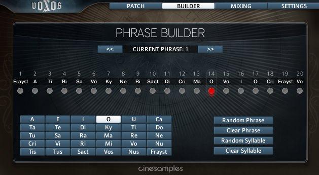 Voxos phrase builder2