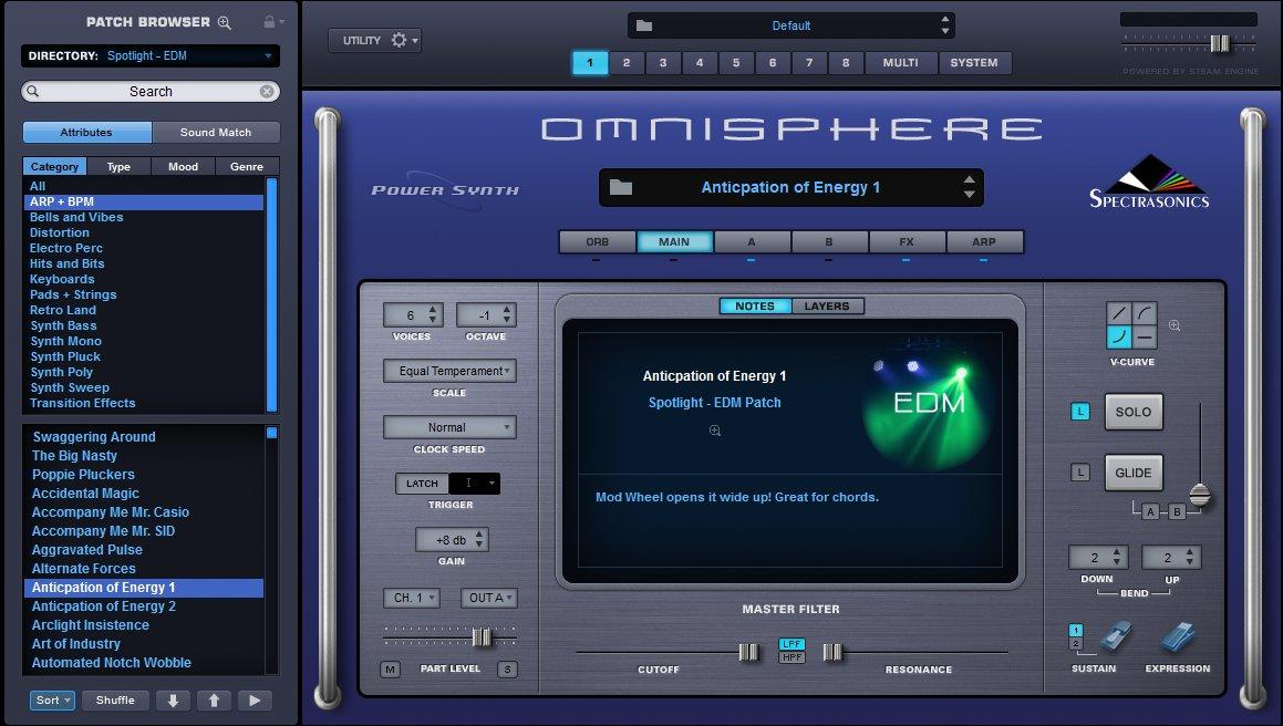 Omnisphere4