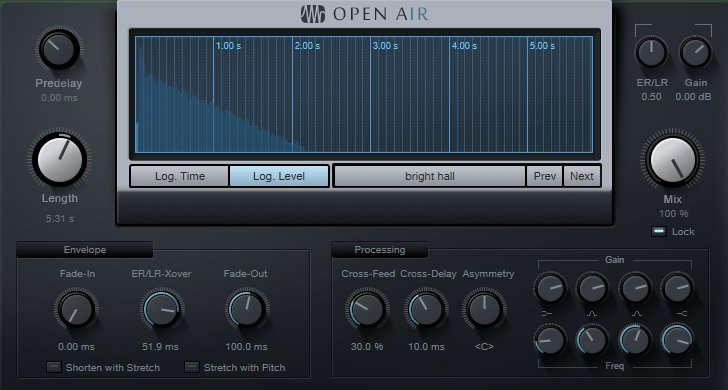 Open AIR  Presonus
