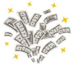 money_fueru_dollar