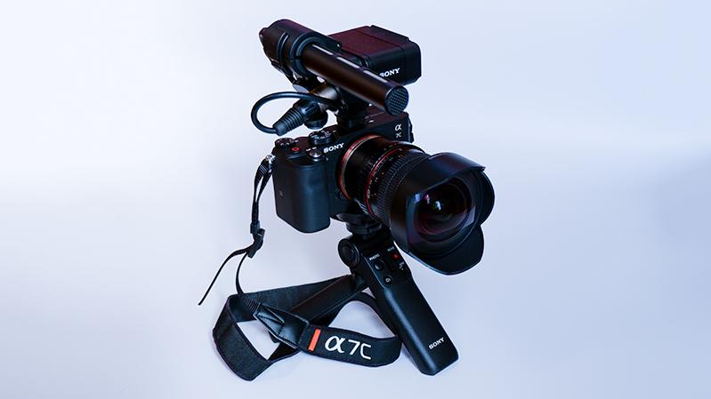 音楽家が動画撮影用にSONY『α7C』と周辺機器を選んだ理由!